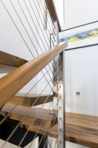 stainless steel specifications stairs