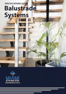 Balustrade system whitepaper