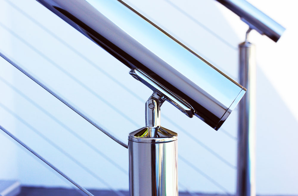 stainless handrail specs