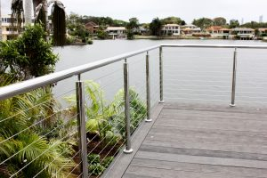 custom balustrade handrails